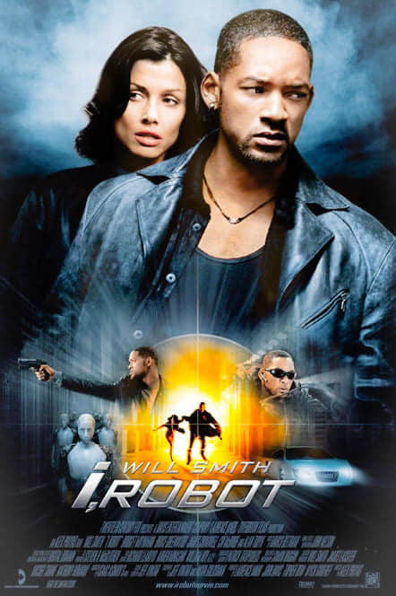 فيلم I Robot 2004 مترجم