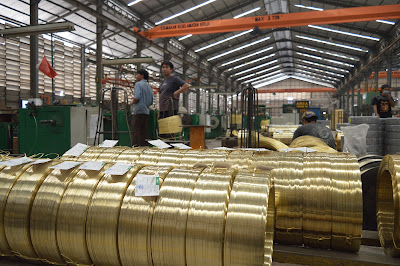 Lowongan Kerja Jobs : Admin PPIC Produksi, Human Resource Officer, Head of QC/QA Lulusan Min SMA SMK D3 S1 PT Prima Copper Industri