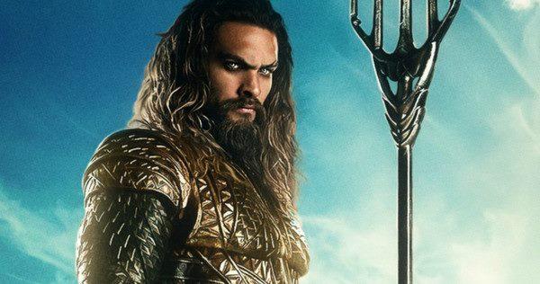 Foto Behind Scene Film Aquaman Perlihatkan Sang Raja Atlantis Terlempar dari Jendela