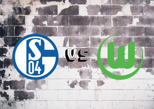 Schalke 04 vs Wolfsburg  Resumen