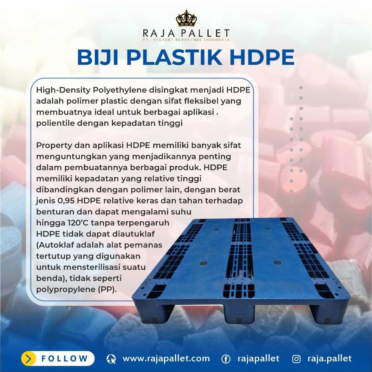 pallet plastik HDPE