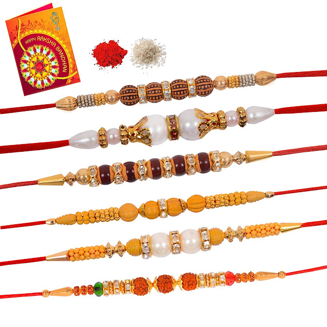 Best Rakhi to your Loved Brother
