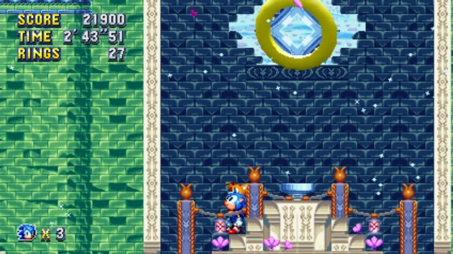 Download Sonic Mania PC Gameplay