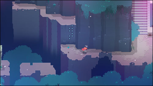 What Is The Map Hyper Light Drifter In Your Room