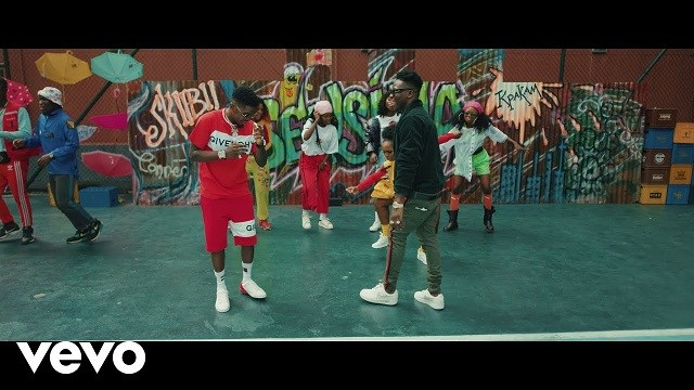 Skiibii – Sensima Ft. Reekado Banks [Video]