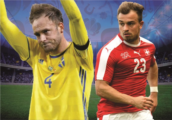 Sweden vs Switzerland - Preview - World Cup 2018