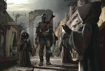 What Happened in the Mandalorian Past ?