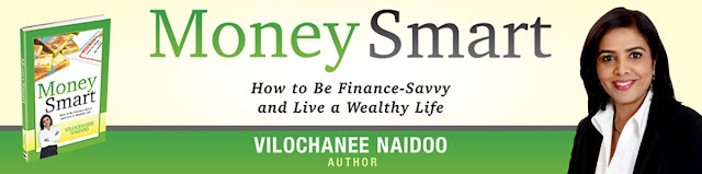 #TheLifesWayReviews - Money Smart by Vilochanee Naidoo #MoneySmart @Vilochanee #BookReview
