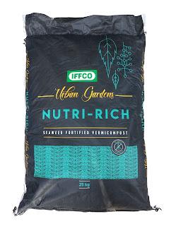 IFFCO Seaweed fortified Nutri-rich Vermicompost 25 kg