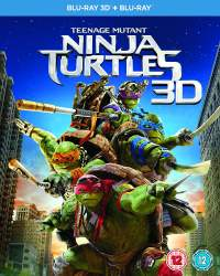 Teenage Mutant Ninja Turtles 2014 3D HSBS Full Movies Hindi + Eng + Telugu + Tamil Download