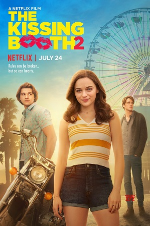 The Kissing Booth 2 (2020) Full Hindi Dual Audio Movie Download 480p 720p Web-DL
