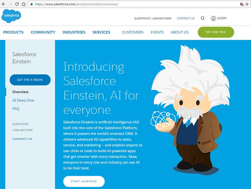 Converge! Network Digest: Salesforce