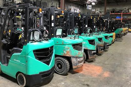 Rental Forklift Bekasi, Cikarang dan Sekitarnya