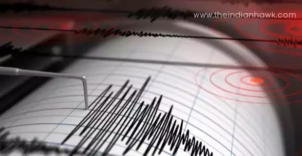 Earthquake Hits Manipur With 4.9 Magnitude, No Damage Reported