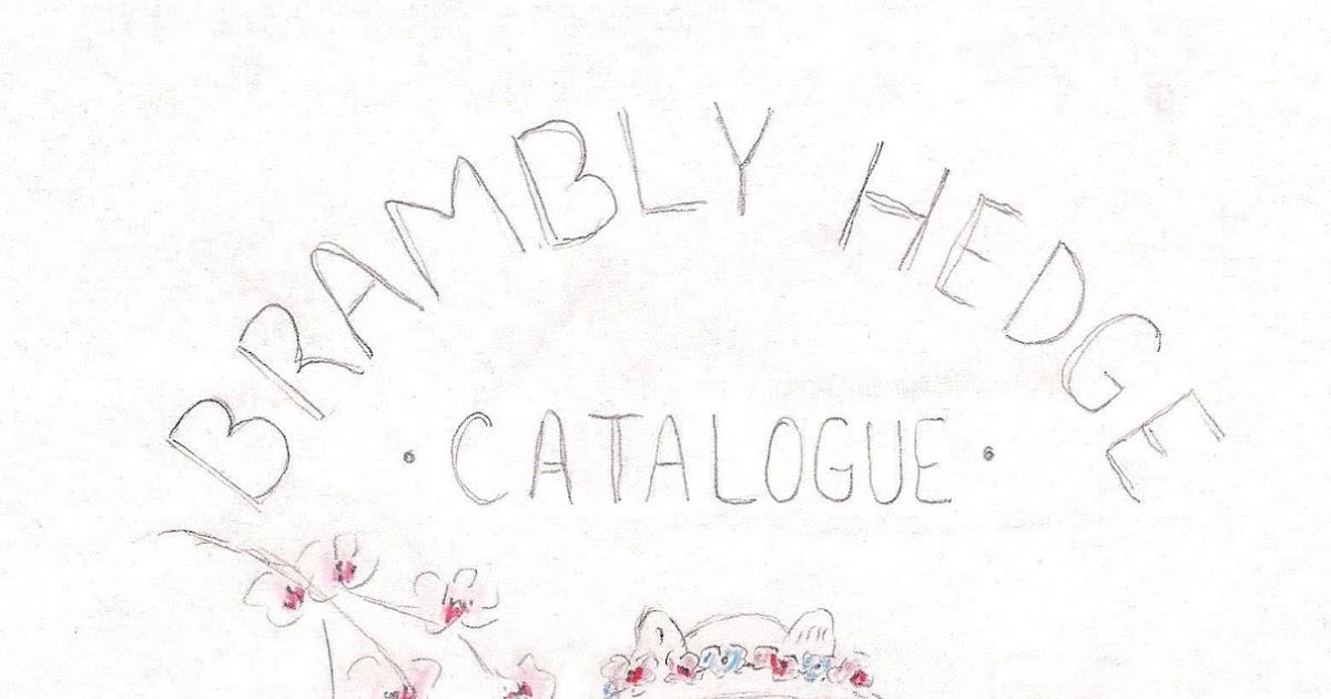 Gingerbread Cottage: Brambly Catalog