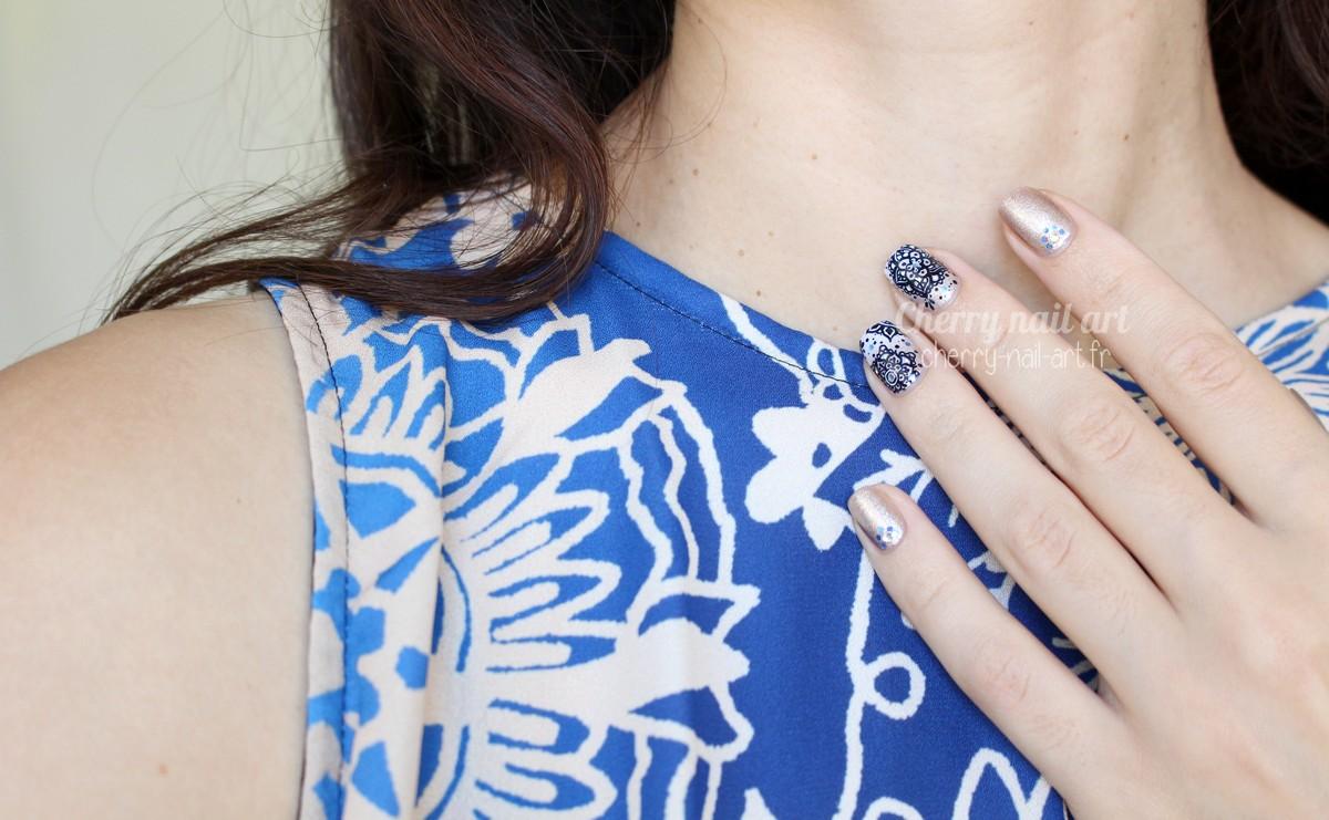 nail-art-mandala