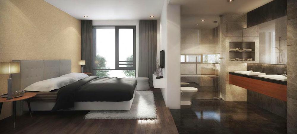 master bedroom Semi D