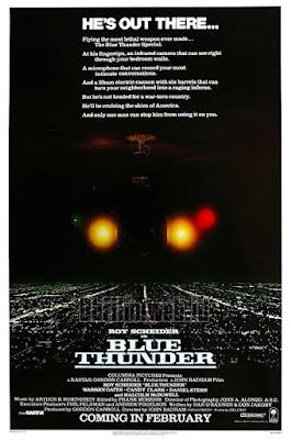 Sinopsis film Blue Thunder (1983)