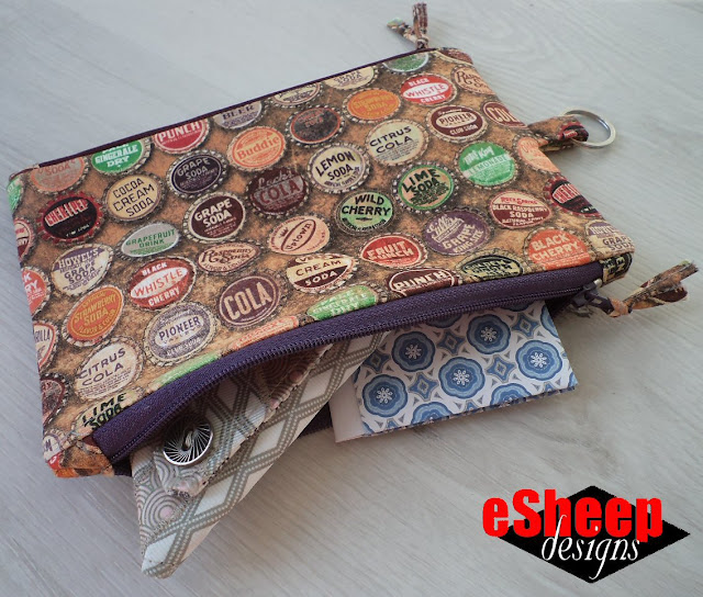 Teresa Lucio Designs' Magic Pouch crafted by eSheep Designs