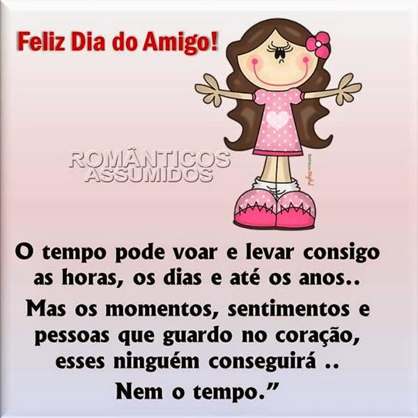 Imagens Com Frases Do Dia Do Amigo