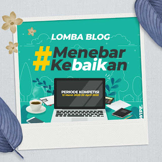 Lomba blog menebar kebaikan
