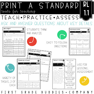 https://www.teacherspayteachers.com/Product/Ask-and-Answer-Questions-RL-11-No-Prep-Tasks-for-Instruction-and-Assessment-1783884