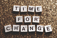 A time for change | Dealing with change at work