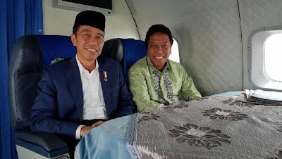 Satu Pesawat dengan Presiden Jokowi, Rommy: Kami Guyon-guyon Saja - Info Presiden Jokowi Dan Pemerintah