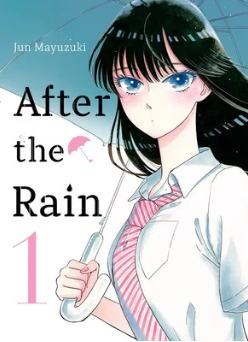 Jun Mayuzuki (After the Rain) Merilis Manga Baru Pada 7 November