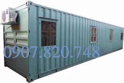 Cho Thuê Container Kho, Container Văn Phòng Tại Tân Sơn Nhất- TPHCM