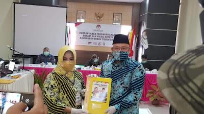 KPU Buka Pendaftaran Paslon Bupati dan Wakil Bupati Berau