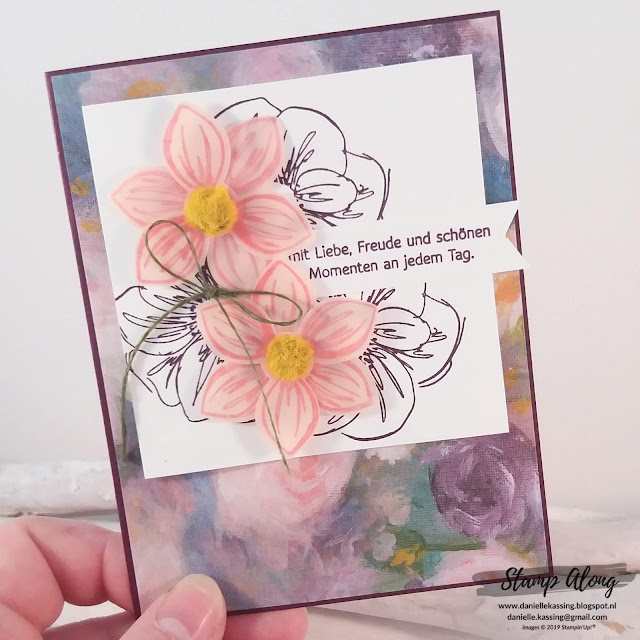 Stampin' Up! Perennial Essence Suite