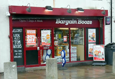 The Bargain Booze off-licence shop in Brigg town centre has announced its closure in January 2019