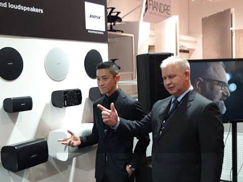 Bose Professional Taps Versatech International as Official PH Distributor