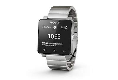 Sony Smartwatch 2 SW2 Silver