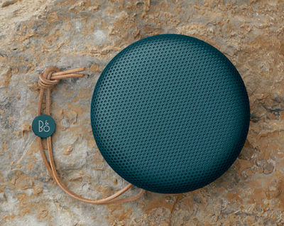 Beoplay A1 steel blue