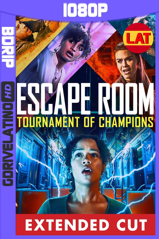 Escape Room 2: Reto Mortal (2021) EXTENDED BDRip 1080p Latino-Ingles MKV