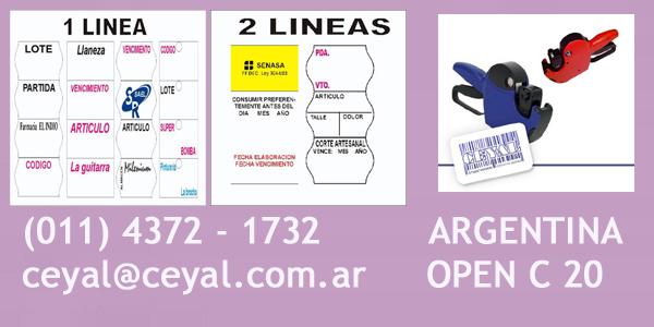 impresoras de codigos de barras  laboratorio medicina preventiva argentina buenos aires