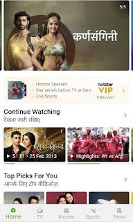 Hotstar vijay tv   hotstar apk   all about hotstar
