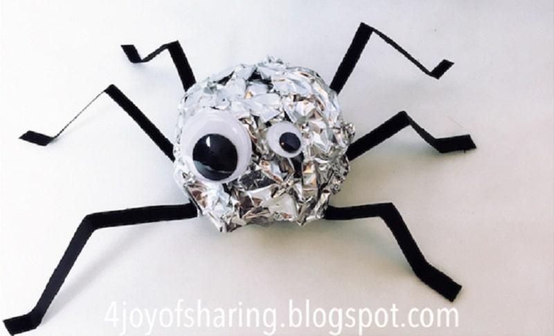 alfoil spider craft