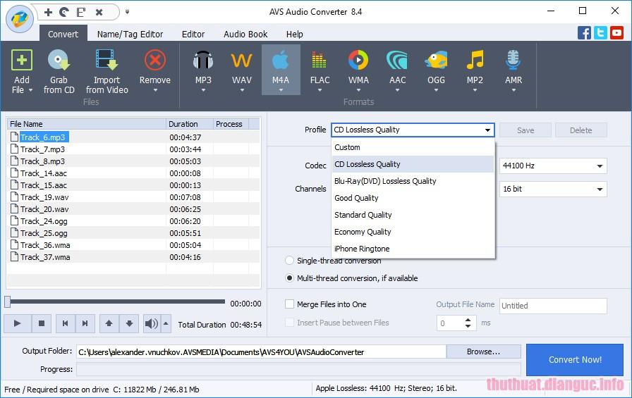 Download AVS Audio Converter 9.1.1.597 Full Crack