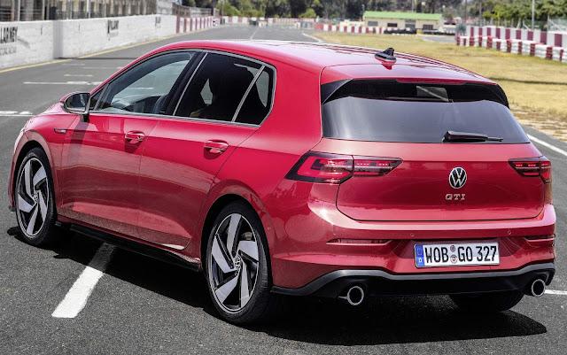 Volkswagen Golf GTI Mk8 é lançado oficialmente - detalhes
