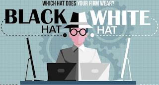 Pengertian Dan Perbedaan Black Hat SEO Dan White Hat SEO
