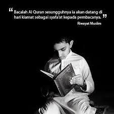 Tazkirah Jumaat #7 :  Bacalah Al Quran
