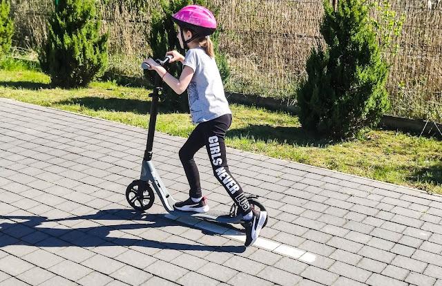 Hulajnoga dla starszego dziecka i dorosłego - Globber One NL 205  (do 100 kg)