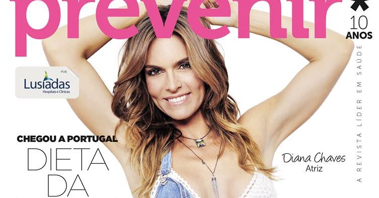 Diana Chaves De Biquini Em Capa De Revista (Julho 2016
