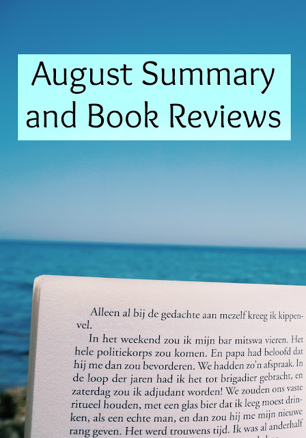 August Summary and Book Reviews