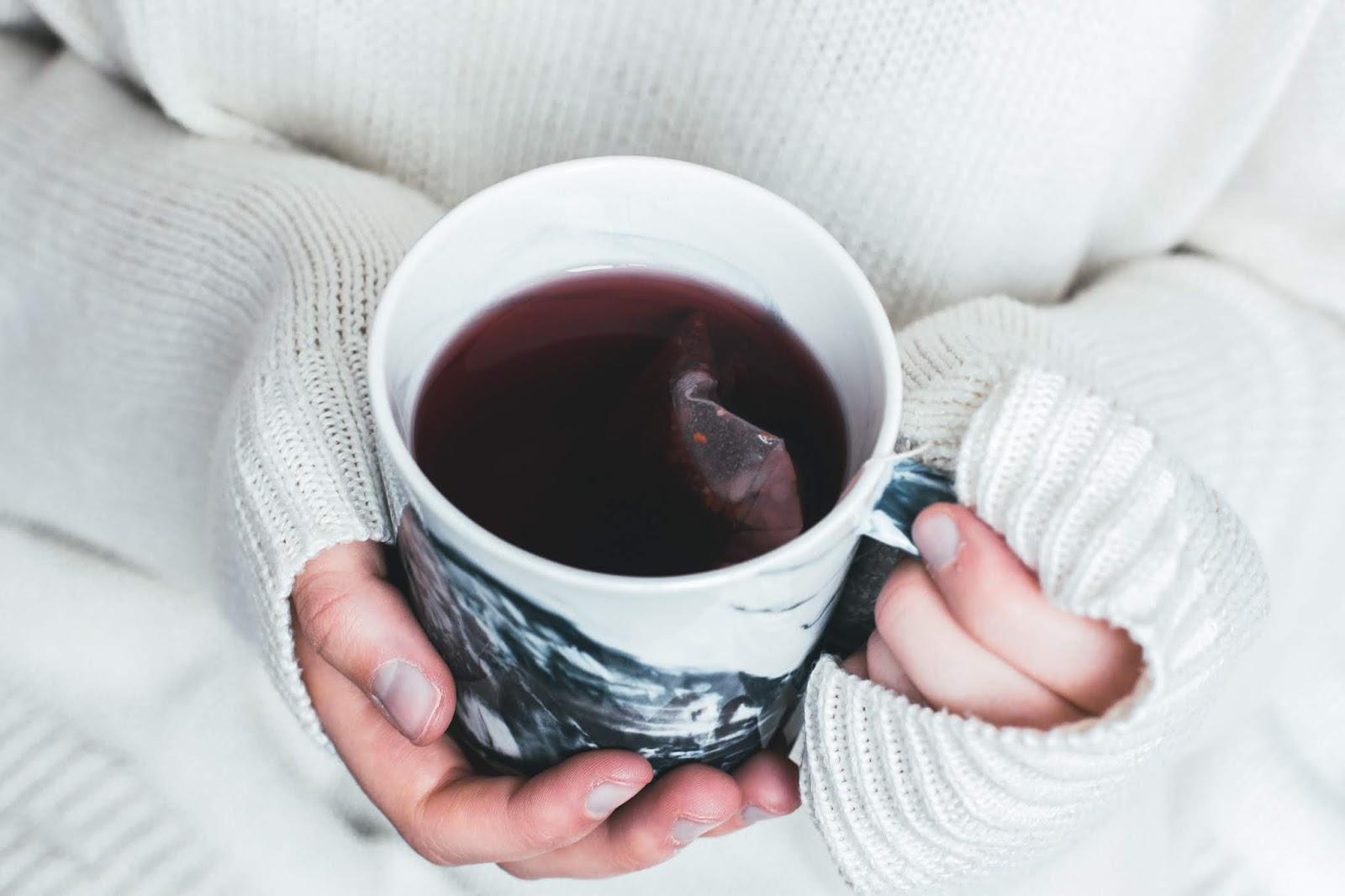Kilka cytatów o herbacie