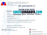 Loker Surabaya di PT. Jatim Tiga Manunggal Oktober 2020