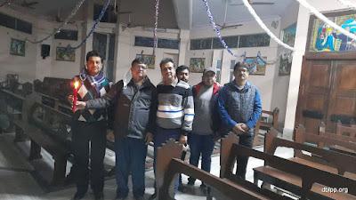 Christmas Day Celebrations 2020 - Don Bosco Alumni  - DBLPP